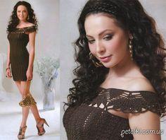 Crochet Short Dresses or Long Shirts Crochet Shorts, Crochet Blouse, Knit Dress, Crochet Top, Lace Dress, Little Girl Dresses, Girls Dresses, Crochet Short Dresses, Dress Patterns