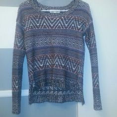 Fuzy Cozy Sweater 9/10 condition, worn once, very soft and comfy! Sweaters