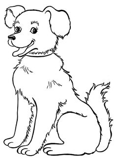 click share this story on facebook dog coloring page coloring pages for kids coloring