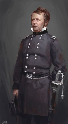 Joseph Hooker was a career United States Army officer, achieving the rank of major general in the Union Army during the American Civil War. Although he served throughout the war, usually with distinction. Hooker is best remembered for his stunning defeat by Robert E. Lee at the Battle of Chancellorsville in 1863