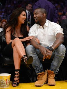 kanye and that other girl