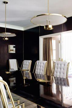 BLVCK ERA : home interiors #luxury