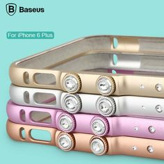 58 best car images on pinterest phone holder mobile phones and cars find more phone bags cases information about baseus crystal bling button with metal frame diamond fandeluxe Gallery