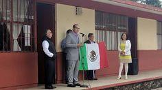 Con la meta de fomentar los valores patrios en la niñez y juventud de Morelia…