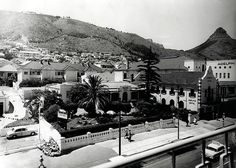 Adelphi Hotel, Sea Point | Flickr - Photo Sharing! Old Photos, Vintage Photos, Cape Town South Africa, Graham, Roman, Old Things, Wallpapers, Sea, Mansions