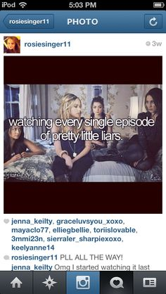 Pretty little liars Funny Pics, Funny Pictures, Pretty Little Liars, Inspiration, Biblical Inspiration, Pretty Litte Liars, Fanny Pics, Funny Images, Funny Images