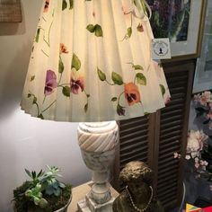 Just restocked on these fabulous lampshade covers. Cape Neddick, Milk Paint, Retail Shop, Local Artists, Shops, It Is Finished, Inspiration, Decor, Biblical Inspiration