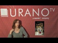 Entrevista a Sílvia Tarragó, autora de 'El tiempo de la luz' (Umbriel) - YouTube