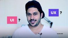 UI Design vs  UX Design | What's the Difference? | Tutorial | Malayalam Ux Design, Behance, Blog, Blogging, Ui Design