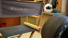 William Fichtner's Chair..
