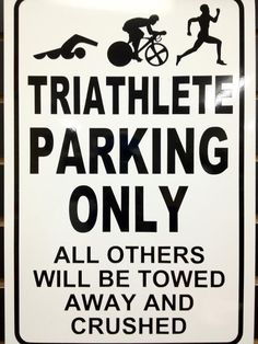 We've decided we can do anything now. We are triathletes. Lol! @Linda Bruinenberg Bruinenberg Badillo