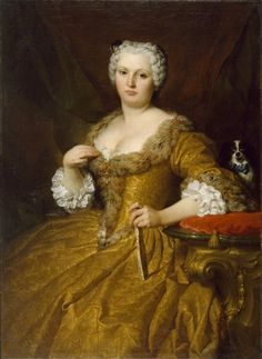 c.1739 Pierre Subleyras - Portrait of Giovanna Bagnara, sister of the artist's wife (probably)