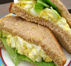 "Egg Salad: ""I've been looking for a simple egg salad recipe that doesn't call for a long list of ingredients, and this was perfect!"" -miss c"