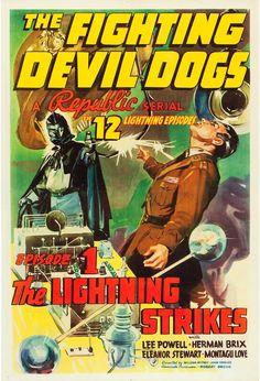 The Fighting Devil Dogs - Episode 1 The Lightning Strikes (1938)