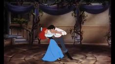"""An adorable compilation of dancing scenes from various Disney films set to """"Shut Up and Dance"""" by Walk the Moon. SO ADORABLE!"""