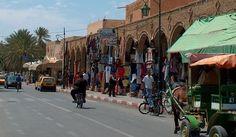 Attraverso la Tunisia direzione Tozeur