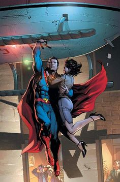Action Comics by Gary Frank. Action Comics by Andy Kubert. Superman And Lois Lane, Superman Family, Superman Man Of Steel, Superman Wonder Woman, Action Comics, Dc Comics Art, Marvel Dc Comics, Comic Book Characters, Comic Books Art