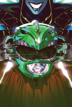 Mighty Morphin Power Rangers (2016) Issue #0