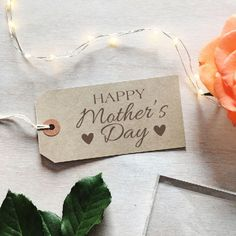 Happy Mother's Day Stamp  Mothers Day  Mothering Sunday