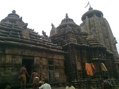 The Ananta Vasudeva Temple near Bhubaneshwar dedicated to Lord Krishna.