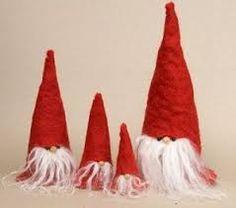 scandinavian christmas decorations - Google Search