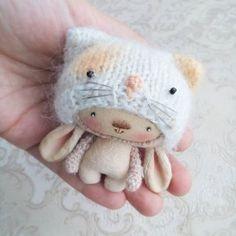 Милые куколки. Автор Оlga Nerodenko. / Дизайн для всех!