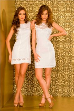 Vestidos Blancos The Color Wear / White Dresses