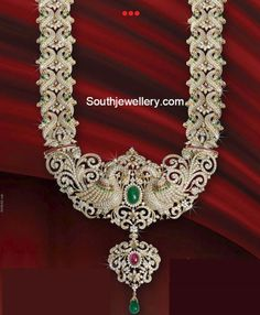 Diamond Long Chain Archives - Page 4 of 14 - Jewellery Designs