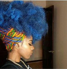 Afro || Natural Hair