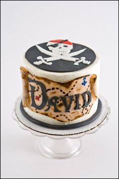 pirate bday cake#Repin By:Pinterest++ for iPad#