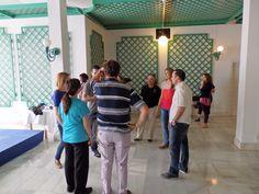 Clases de baile en el Encuentro para Singles en Benalmádena