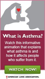 Asthma is a lung disease that makes breathing difficult for millions of Americans, both young and old. There is no cure for asthma, but the good news is it can be managed and treated so you can live a normal, healthy life.