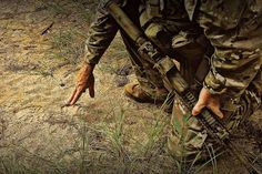 Learn the Qualities and Characteristics of a Military Combat Tracker