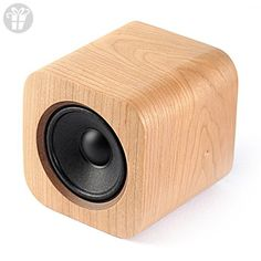 sugr cube minimalist speaker elegant design and accurate sound bluetooth 4 0 compatible with iphone ipad