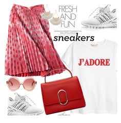 Fresh and Fun by arethaman on Polyvore featuring polyvore fashion style Kaleos clothing