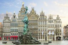 Antwerp Half-Day Trip from Brussels Wander ancient cobblestone streets and discover centuries of Belgian history round every corner on this 5.5-hour tour of Antwerp from Brussels. Visit top city attractions such as the Butcher's Hall and Market Square with your guide. Admire beautiful Baroque masterpieces by Peter Paul Rubens at the Cathedral of Our Lady and marvel at the extraordinary Antwerp railway station. Explore the Museum Aan de Stroom and the Diamond Pavilion,...