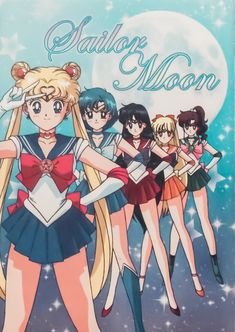 Sailor Moon Drops, Sailor Moon S, Sailor Jupiter, Sailor Venus, Sailor Moon Crystal, Sailor Scouts, Sailor Mercury, Sailor Marte, Film Animation Japonais