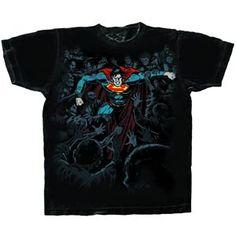 Superman Defense t-shirt