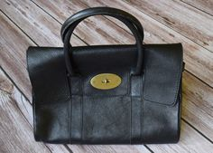 Large Handbags, Leather Satchel, Best Deals, Ebay, Vintage, Black, Women, Leather Bag, Big Purses