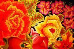 Arte Textil de Oaxaca....Lindisimo!