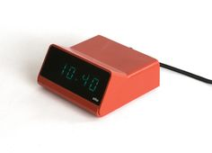 Braun Clock LED DN 40