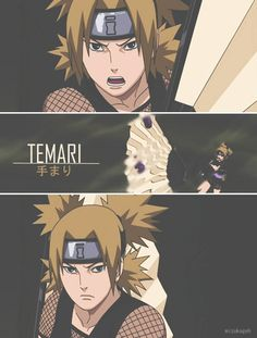 Temari. of the sand #naruto || my fav. :: kunoichi