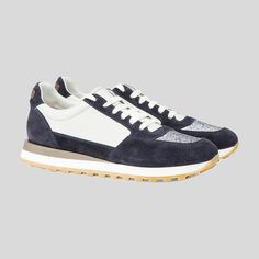 Edle Sneakers von Peserico - bei C. Strauch Wels