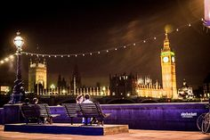 Pre-Wedding Shoot: London, Southbank, British Museum and Big Ben – Michael and Joanne