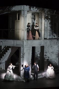 The Royal Opera in Don Giovanni © ROH / Bill Cooper 2014 by Royal Opera House Covent Garden, via Flickr