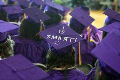 Graduation Caps ! Brillant. Funny. Now What ??