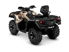 New 2016 Can-Am Outlander MAX LIMITED 1000R ATVs For Sale in Florida. THE MOST LUXURIOUS RIDING EXPERIENCEFor the rider who wants it all, we're got you covered. Featuring performance suspension, premium wheels, strategically placed controls, and unmatched versatility, the Outlander MAX LIMITED is the most luxurious ATV available.Features may include:89-HP ROTAX 1000R V-TWIN ENGINECATEGORY-LEADING PERFORMANCThe most powerful ATV engine in the industry. Fed by a 54-mm throttle body and twin…
