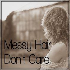 #messyhair #dontcare #dennisbernard #hair