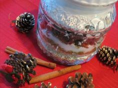 Chocolate Pecan Cookies Mix in a Jar: Photo - 1 | Just A Pinch Recipes