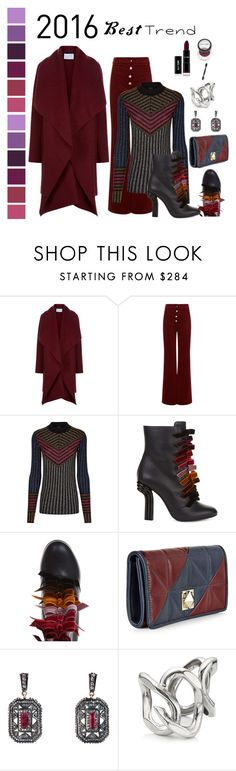 """""""Best Trends 2016"""" by freida-adams ❤ liked on Polyvore featuring Harris Wharf London, Vanessa Bruno, Dodo Bar Or, Marco de Vincenzo, Sonia Rykiel, MAHA LOZI and Annelise Michelson"""